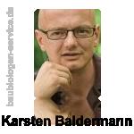 Baubiologe Karsten Baldermann